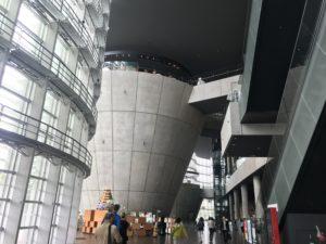 国立新美術館 内部