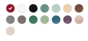 トリップトラップの2020年カラー(公式HPより)
